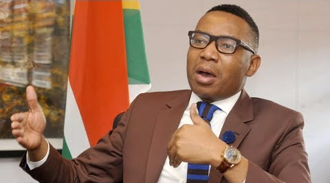 #MduduziManana sentenced to 12 months or R100 000 fine