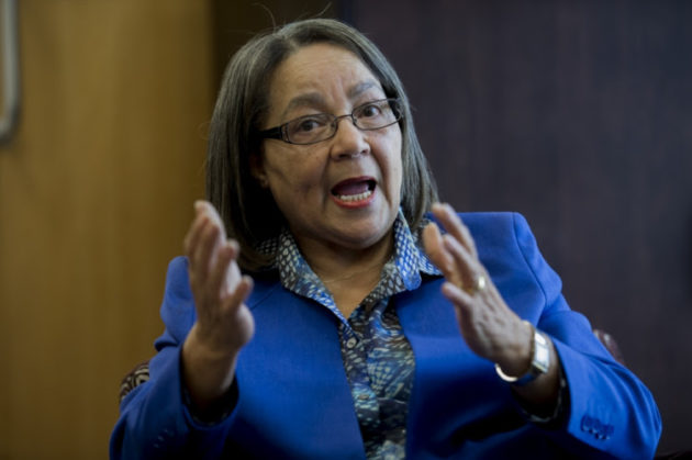 CT Mayor Patricia de Lille placed on special leave over dodgy allegations