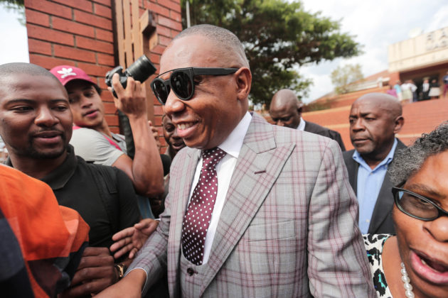 Manana sentenced to 12 months in prison or R100k fine — Newsflash