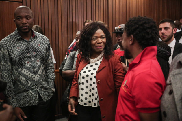 Madonsela warns Zuma not to appeal court ruling