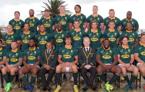 South Africa hand first starts to Du Preez, Gelant