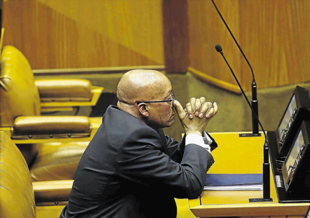 Zuma to appeal important judgment on NPA
