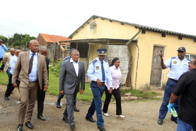 Mbalula fired up by arrest of Eastern Cape drug lords - Talk