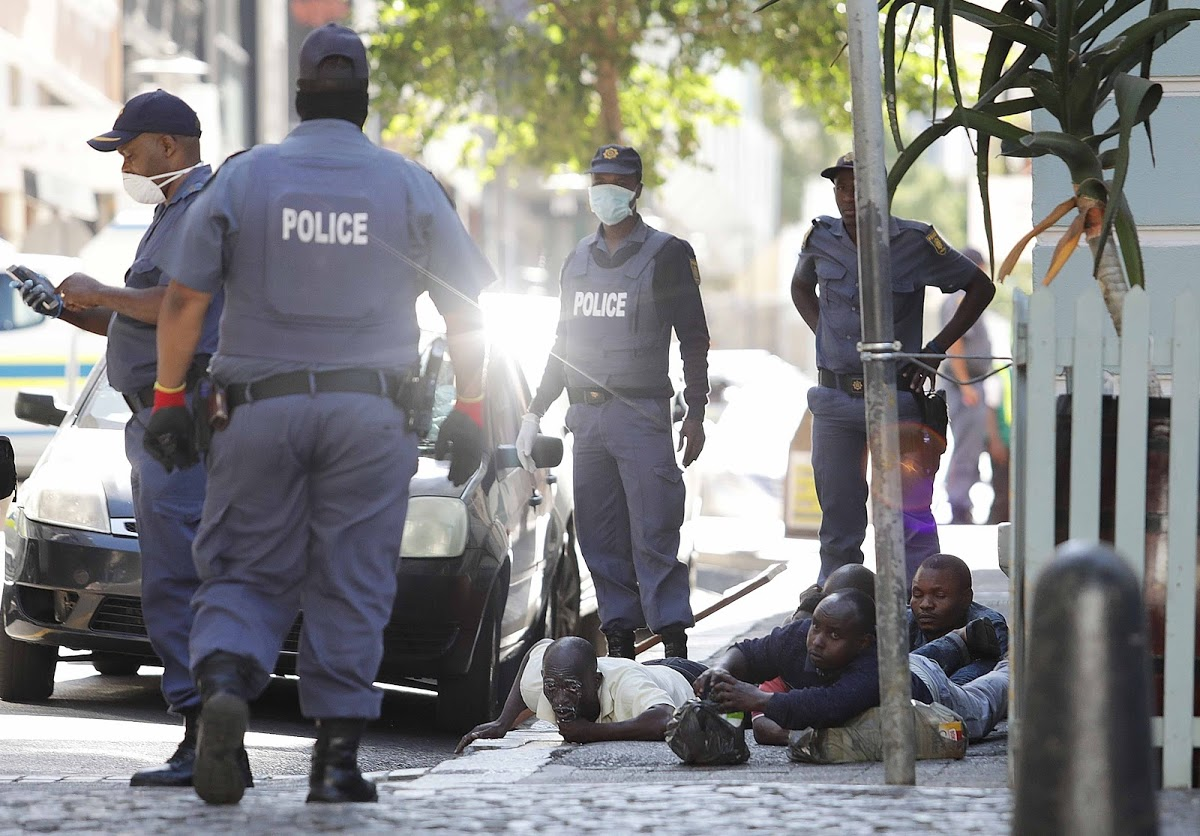 COVID-19 LIVE UPDATES | We're not spying, communications minister assures SA
